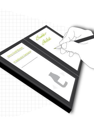 Claudia Grothe | Bachelor-Thesis  Mein Einkaufsassistent befasst sich mit der Fragestellung, welches technische System den Senioren die Alltagstätigkeit Einkauf erleichtern kann. Er bietet Unterstützung zur Erstellung von Einkaufslisten und in punkto Verwaltung und Nutzung dieser im Einkaufsmarkt. Das E_Buch verbindet traditionelles Schreiben mit moderner Eingabetechnologie. Es hilft dem Einkäufer, sich schneller über Angebote und Produkte zu informieren, im Supermarkt besser orientieren zu können und an Vergessenes erinnert zu werden.