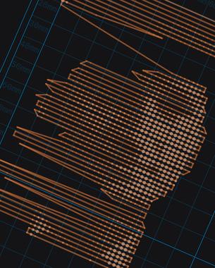 Benjamin Kiesewetter | Digital-Analog Surface  CNC Fräsen können zur Generierung von Bildern verwendet werden. Dazu muss man die Fräse aber programmieren. Mein Programm übernimmt genau das: In wenigen Schritten und mit einfacher Bedienung können Laien aus  einem digitalen Bild eine CNC-Datei generieren, die direkt fräsbar ist. Der Benutzer kann zwischen  verschiedenen Mustern wählen und die Interpretation des Bildes durch verschiedene Parameter weiter manipulieren.  Per Live Vorschau sieht er, was passieren wird, noch bevor er fräst. Die Software ist plattformunabhängig und open source.