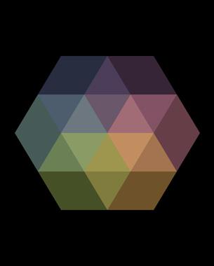 Juliane Bergner | Generative Gestaltung Goes Analog   Werden Formen wiederholt, vervielfacht sich oft auch deren ästhetische Wirkung. Die so entstehenden Grafiken haben für den Betrachter einen großen Reiz, da sich die Konturen der ursprünglichen Formen vom Auge nicht mehr eindeutig definieren lassen. Im Rahmen meines Projektes habe ich eine besondere Vorliebe für das Arbeiten mit geometrische Formen und Polygonen entwickelt und diese durch wiederholtes Abbilden zu komplexen Grafiken wachsen lassen. Es sind Muster entstanden, die sowohl durch Flächen am Bildschirm als auch mit Linien in analoger Form umgesetzt mit der Fräse, eine besondere Schönheit aufweisen.