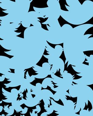 // Victoria Lauckert | B.A. 3.Semester  Was passt schon in eine Mitteilung von 140 Zeichen? Eine Menge! Das beweist Twitter mit seinen Kurznachrichten, sogenannten Tweets. Um sich jederzeit, egal wo, zu äußern, gibt es Tweetchi. Das Twitter-basierte Objekt ist minimal und dient dennoch als Mittel zur Kommunikation. Kurz und schnell wird der Gedanke niedergeschrieben, anschließend getweetet. In der Timeline werden die aktuellen Tweets jener Personen angezeigt, denen man folgt.