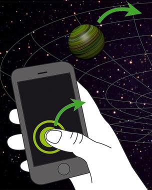 // Elisa Haubert | B.A. Industrial Design // René Roth | Programmierung Spiele dienen sowohl der Unterhaltung, sind aber auch seit jeher ein Teil des sozialen Beisammenseins und Zelebrierens. Smartplay bietet die Möglichkeit, Menschen zum gemeinsamen Spiel zu animieren. Ein Bildschirm stellt das Spielfeld dar. Um beizutreten, scannt man den abgebildeten QR-Code mit dem Smartphone, um dieses als Controller zu nutzen. Die Möglichkeiten zum Einsatz des Spiels sind weitreichend. So kann man das Spielfeld mittels eines Beamers für eine Party an die Wand werfen, genauso wie man es auf einem Bildschirm an einem Bahnhof installieren könnte, damit sich Reisende während der Wartezeit verbinden und gemeinsam spielen können.