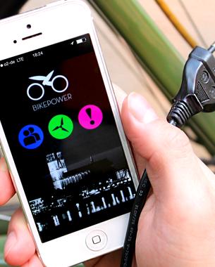 """// Bikepower ist eine App, um Elektrizität für ein E-Bike zu finden und soll für alle Nutzer leicht bedienbar sein. In erster Linie kann nach Ladestationen aus erneuerbaren Energien gesucht werden, um diese zu nutzen. Im Weiteren sollte sich über diese App eine Gemeinschaft aufbauen. Der Gedanke ist Strom zu teilen und seine eigene """"Stromtankstelle"""" zur Verfügung zu stellen. Bei der Nutzung der App ist auf einen Blick zu sehen, an welcher Stelle in der unmittelbaren Umgebung momentan Strom zur Verfügung steht. Hat sich der Nutzer für eine Ladestation entschieden, lässt er sich durch die App dort hinleiten und kann Energie beziehen.  // Daniel Forejt // BA 6. Semester ID"""