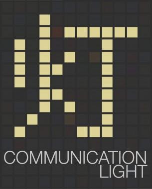 // Communication Light ist Konzept und Prototyp für eine interaktive Installation im öffentlichen Raum. Kommuniziere mit anderen Leuten, wenn dir als Tool nur Licht gegeben ist. Versuche, die Grenzen der minimalen Kommunikation auszureizen.  // Kewei Wang // Anke Dumdey